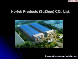 Nortek Products (SuZhou) CO., Ltd.