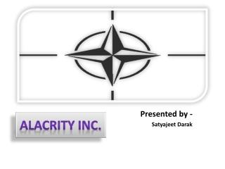 Alacrity Inc.