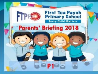 Parents' Briefing 2018