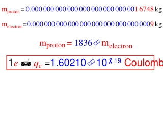 m proton = 0.000 000 000 000 000 000 000 000 00 1 6748 kg