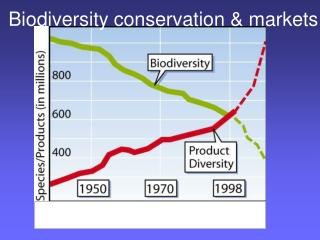 Biodiversity conservation & markets