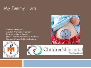 My Tummy Hurts