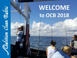 WELCOME to OCB 2018