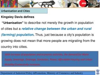 Kingsley Davis defines