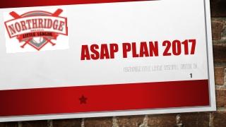 ASAP Plan 2017