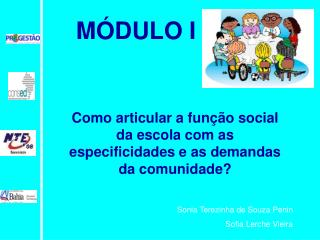 Como articular a fun  o social da escola com as especificidades e as demandas da comunidade