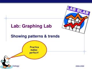 Lab: Graphing Lab
