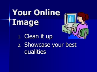 Your Online Image