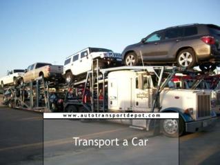 Why to Choose AutoTransportDepot.Com