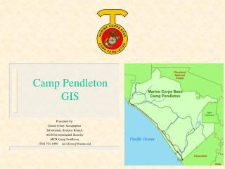 Camp Pendleton GIS