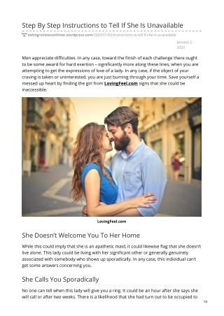 dating app 2020