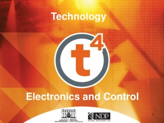 Electronics and Control