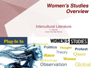 Women's Studies Overview