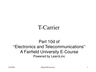 T-Carrier