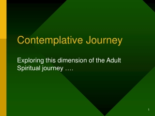 Contemplative Journey