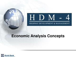 Economic Analysis Concepts