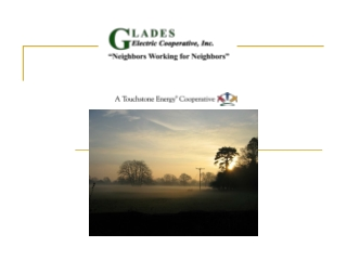 Glades Electric Cooperative Infrastructure