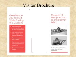 Visitor Brochure