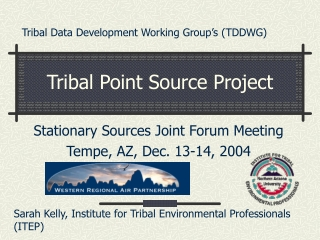 Tribal Point Source Project