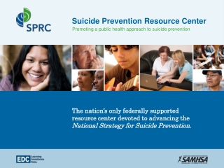 Suicide Prevention Resource Center