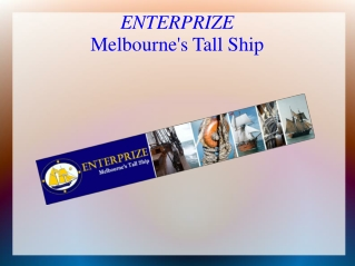 Melbourne tall ship cruises