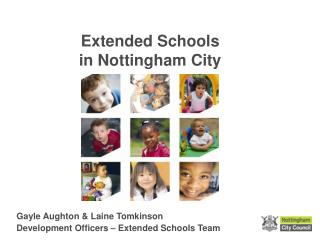 Extended Schools  in Nottingham City