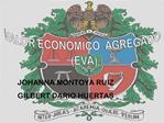 VALOR ECONOMICO  AGREGADO  EVA