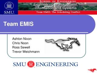 Team EMIS