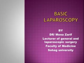 BASIC Laparoscopy