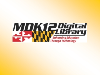 What is the MDK12 Digital Library?