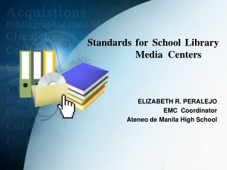 Standards for School Library                    Media  Centers