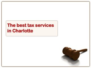 tax attorney in charlotte