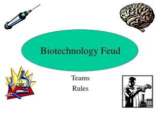 Biotechnology Feud