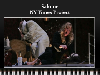 Salome NY Times Project