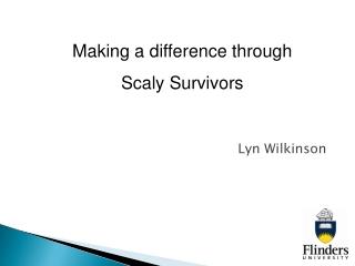 Lyn Wilkinson