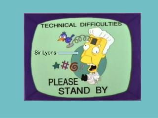 Sir Lyons