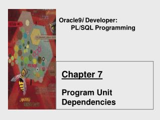 Oracle9i Developer:        PL