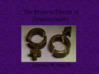 The Positive Effects of Homosexuality