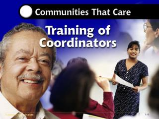 Training of Coordinators