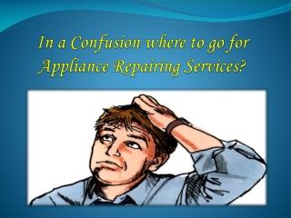 Pandora's OEM Appliance Repair Store