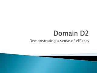 Domain D2