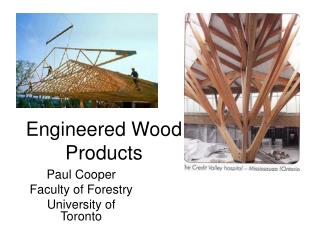 Engineered Wood Products