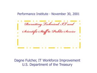 Performance Institute - November 30, 2001