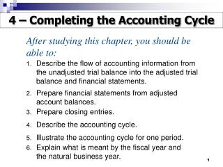 Describe the flow of accounting information from the unadjusted trial balance into the adjusted trial balance and financ