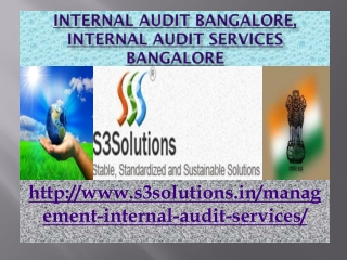 Internal Audit Bangalore, Internal Audit Services Bangalore