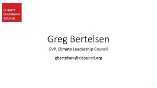 Greg Bertelsen