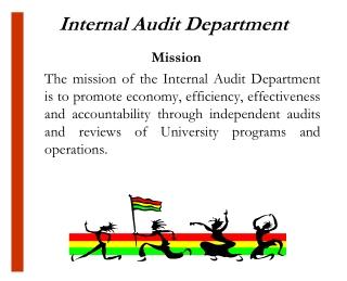 Internal Audit Department