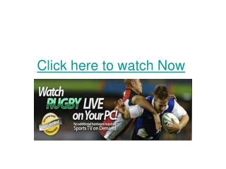 Highlanders vs Chiefs Live Streaming Super 15 Rugby