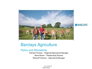 Barclays Agriculture