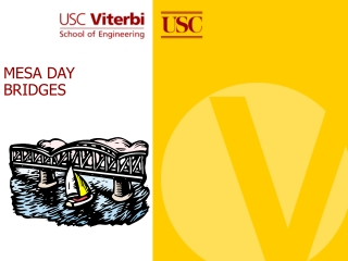 MESA DAY  BRIDGES